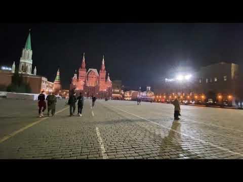 Час Земли в Москве 2020