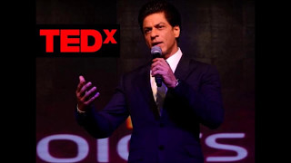 Shahrukh khan at Vancouver for Ted Talk