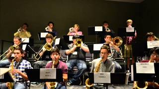 2012 tmea all state jazz band basin street blues