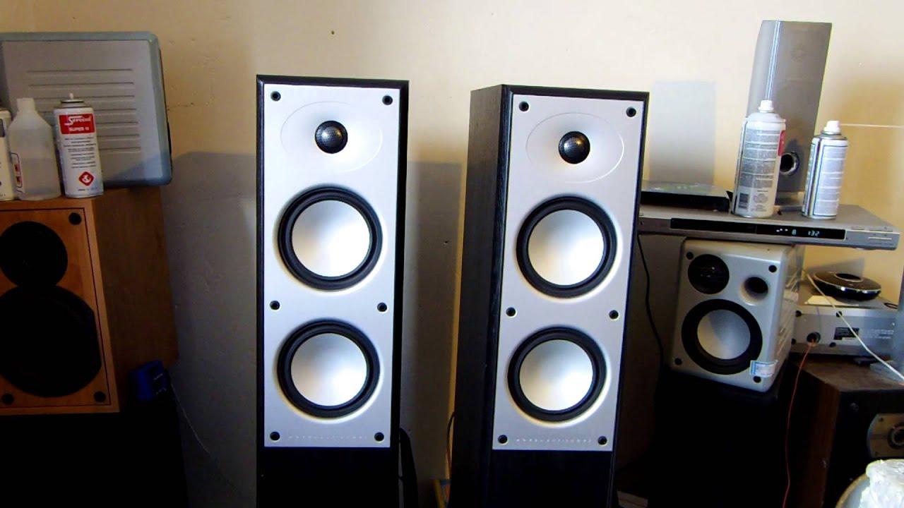 Mordaunt Short 908 Floor standing speakers Great sounding