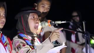 Puisi Pramuka Terkeren I API UNGGUN ABADI | SATYA DARMA