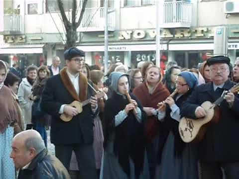 Janeiras 2019 Grupo Folclórico de Santa Cristina do Couto