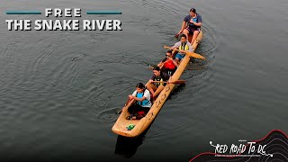 Red Road to DC - Free the Snake River (Nimiipuu Protecting the Environment)