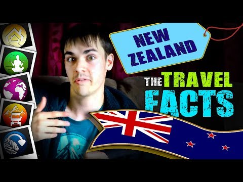 Essentials for Travelling to New Zealand: DESTINATION FACTS