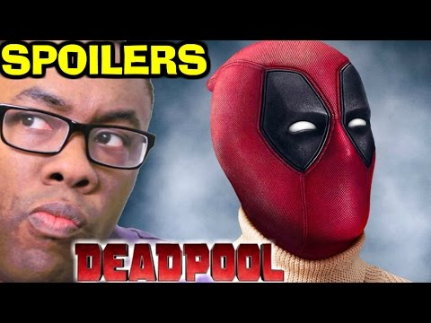 DEADPOOL Movie – SPOILERS REVIEW