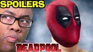 DEADPOOL Movie - SPOILERS REVIEW