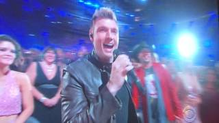 florida georgia line backstreet boys on american country music awards
