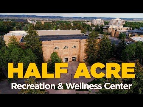 UW Half Acre Recreation & Wellness Center