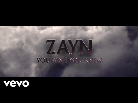 ZAYN - You Wish You Knew (Audio)