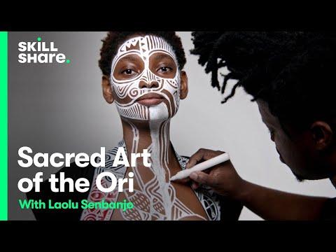 Laolu Senbanjo and the Sacred Art of the Ori