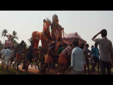 Kettukazcha Festival at Malanada, Kollam