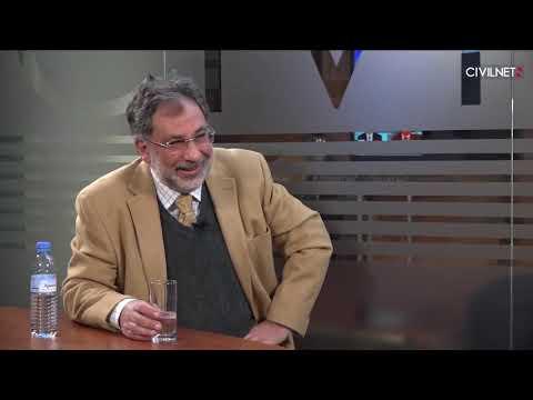 2020-12-25 - Профессор Георгий Дерлугьян и Эрик Акопян о путях восстановления и развития Армении.