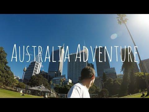 Australia Adventure 2017