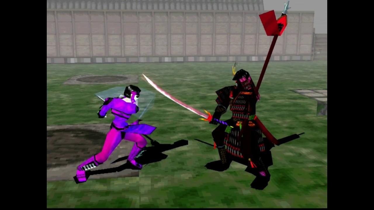 Bushido Blade Ps1 Longplay Mikado Perfect Run Secret Boss 2nd