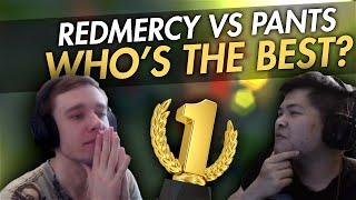 REDMERCY vs PANTS ARE DRAGON - Who
