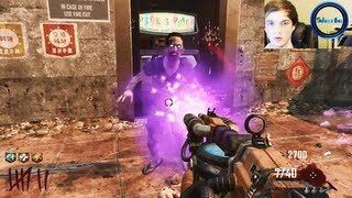 "Black Ops 2 ""DIE RISE"" Gameplay w/ Ali-A - Zombies Die Rise Gameplay #1 - Revolution Map Pack DLC"