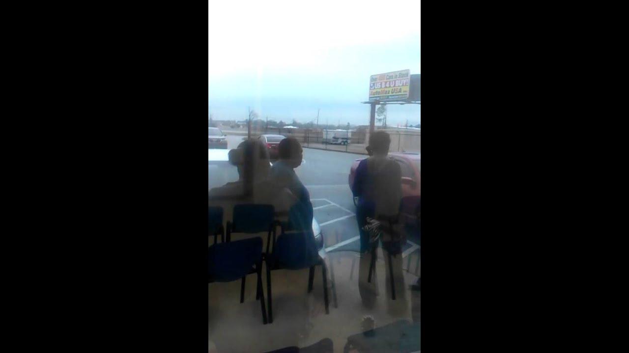 Fight at Plasma Center in Tuscalooosa