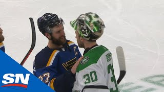 NHL Open Mic: Blues vs. Stars Game 7