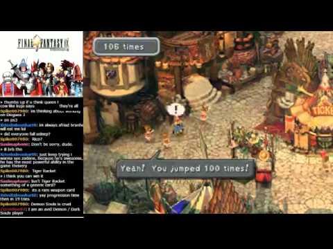R1co - Final Fantasy IX - Jump Rope - SO CLOSE D'=!!!