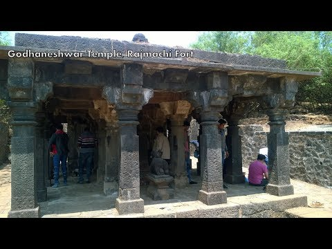 Ancient 'Godhaneshwar' Shiva's Temple from 8th Century near Pune