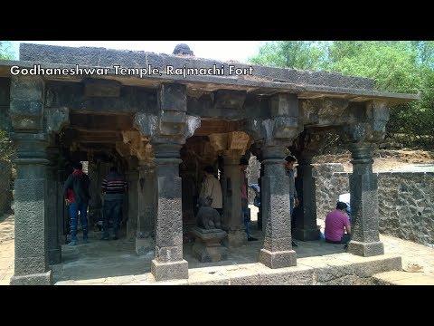 Ancient 'Godhaneshwar' Shiva's Temple from 8th Century near Pune