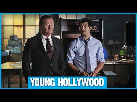 SCORPION Set Visit: Cast Discusses Having a High IQ vs a High EQ!