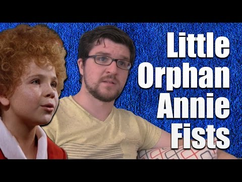 Little Annie Orphan Fists