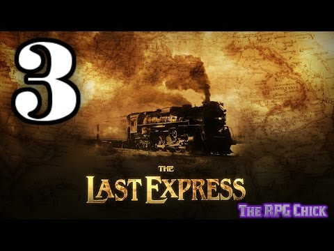 Let's Play The Last Express (Blind), Part 3 of 12: Fun With Our Window