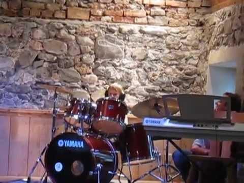 Koa Limit - Nachwuchs am Schlagzeug