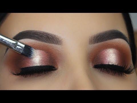 USING A $6 Eyeshadow Palette! | Soft Halo Eye Makeup Tutorial