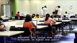 NUS, NTU among Asia