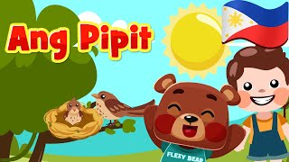 Ang Pipit Filipino Song | Philippines Kids Nursery Rhymes & Awiting Pambata
