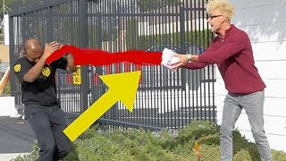 BEST Security Guard Pranks (NEVER DO THIS!!!) - TOP MAGIC PRANKS COMPILATION 2019