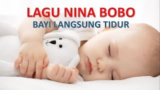 Lagu tidur bayi-  lagu nina bobo