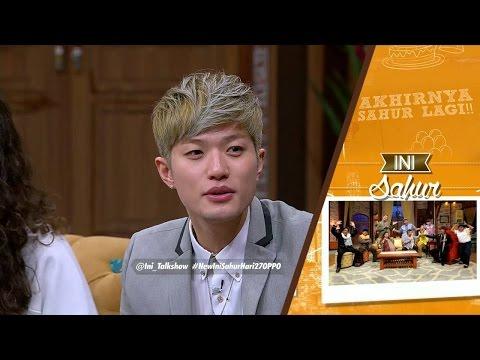 Ini Sahur 02 Juli 2016 Part 5/8 - Lee Jeong Hoon, Abbas Aminu dan Simon Julia