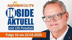 FOLGE 16: Inside aktuell - der sonnenklar.TV Podcast mit Ulli Potofski