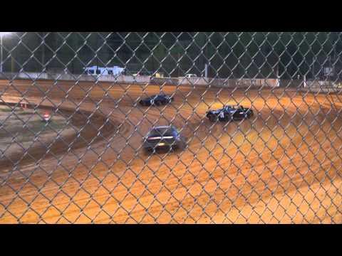 Camden Speedway 4-21-13 Street Mod Hot Laps