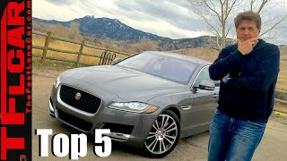 Gambar cover Top 5 little known Car Facts to Impress your Friends