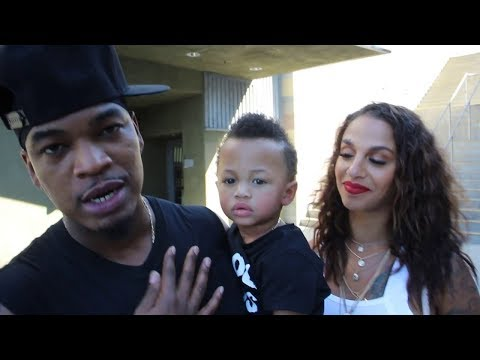 Colorist Mixed Women With Black Children - NeYo & Crystal Smith