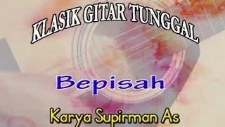 Supirman AS. - Bepisah (Official Lyric Video)