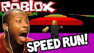 ROBLOX: SPEED RUN 4!! - 28 LEVELS! - Part (1)