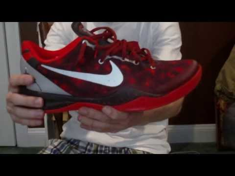 43540b565c09 Nike Kobe 8 System YOTS (Year of The Snake) Unboxing Review