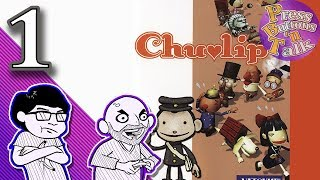 Chulip, Ep. 1: Hi-Ho! - Press Buttons 'n Talk