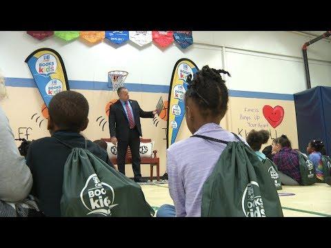 Compton Elementary School Celebrates Reading With CBS46