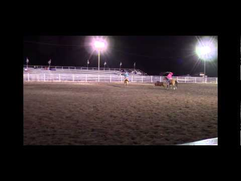 Enterprise Rodeo Mixed Team Roping - July 23, 2015