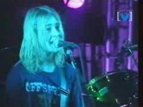 Silverchair - Shade (Live @ Cambridge Hotel 95)