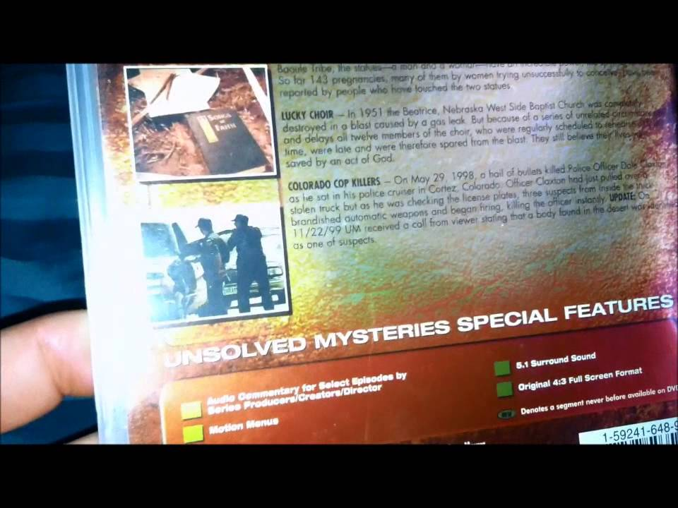The Best Of Unsolved Mysteries
