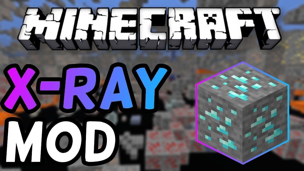 How To Install Xray for Minecraft! (9.94+)
