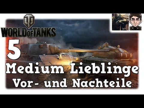 World of Tanks - Shys & Ohares 5 Medium Klassiker mit Tipps & Tricks