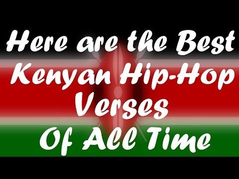 Best Kenyan Hip Hop Verses of all time (Explicit Lyrics)
